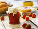 Strawberry Jam with Rhubarb recipe