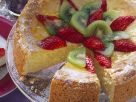 Strawberry Quark Cake recipe