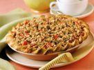 Strawberry-Rhubarb Tart recipe