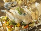 Stuffed Guinea Fowl recipe