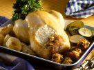 Stuffed Turkey with Vegetables recipe
