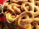 Sugar-Coated Pretzels recipe