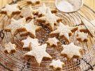 Sugar Free Cinnamon Stars recipe