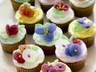Sugar Fruits on Mini Cakes recipe