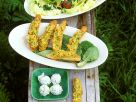 Summer Herb Appetizers recipe