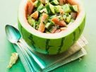 Summer Salad with Cucumber and Melon recipe