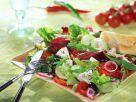 Summer Salad with Mozzarella recipe