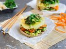Sushi Burger recipe
