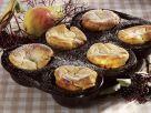 Swabian Egg Pastries with Elderberries (Pfitzauf) recipe