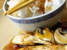 Sweet and Salty Chicken with Rice recipe