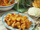 Sweet and Sour Chicken with Pineapple recipe