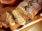 Sweet Braided Nut Cake recipe