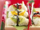 Sweet Japanese Rice Bites recipe