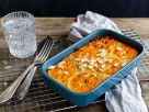 Sweet Millet Casserole with Clementines recipe