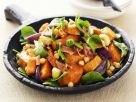 Sweet Potato and Spinach Salad recipe
