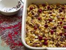 Sweet Potato Casserole with Cranberries recipe