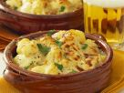 Sweet Potato Gnocchi Gratin recipe