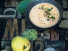 Sweet Potato Quince Soup recipe