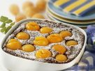 Sweet Pudding with Apricots recipe