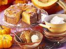 Sweet Pumpkin Nut Cake recipe