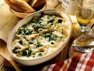 Swiss Chard Casserole with Chicken recipe