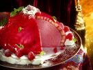 Swiss Roll Cake with Raspberry Cream recipe