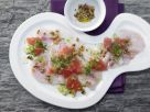 Swordfish Carpaccio recipe