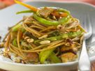 Szechuan-style Noodle Plate recipe