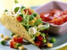 Tacos with Mixed Salad recipe