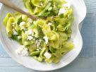 Tagliatelle with Asparagus Puree recipe