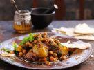 Tajine with Beef and Chickpeas recipe