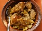 Tajine with Chicken and Onions recipe