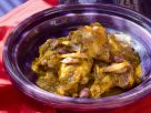 Tajine with Chicken, Olives and Lemon recipe