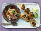 Tamarind Chicken Skewers recipe