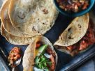 Tandoori Chicken Tacos recipe