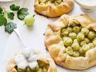 Tart Berry Pies recipe