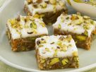Teatime Nut and Fruit Slices recipe