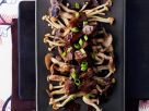 Teriyaki Beef with Mushrooms recipe