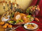Thanksgiving Roast Turkey recipe
