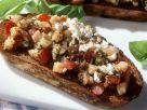 Toasts with Herring Tartare recipe