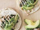 Tofu and Kale Wraps recipe