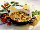 Tofu and Vegetable Fried Rice recipe