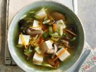 Tofu and Water Chestnut Miso Soup recipe