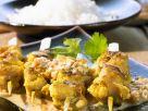 Tofu Satay with Peanut Sauce recipe