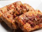 Sliced Vegan 'steak' recipe