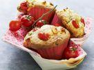 Tomato and Pecorino Cupcakes recipe