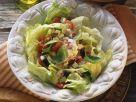 Tomato-Mozzarella Salad with Iceberg Lettuce recipe