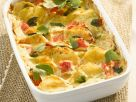Tomato, Potato, and Herb Bake recipe