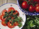 Tomatoes with Parsley Pesto recipe