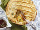 Topped Apple Pie recipe